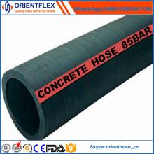 Tuyau flexible en caoutchouc de pompe en caoutchouc d'approvisionnement d'usine de la Chine