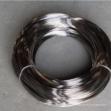 Tratamiento superficial recocido y alambre de lazo tipo de alambre barato china8 # -22 # calibre negro hilo de fijación recocido