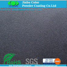 Black Grey sand texture epoxy polyester powder coatings
