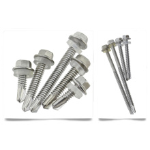 Stainless threaded rod POP rivets