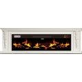 Ultra Thin Fireplace Core