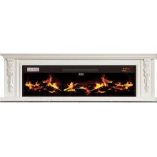 Ultra Thin Fireplace Core