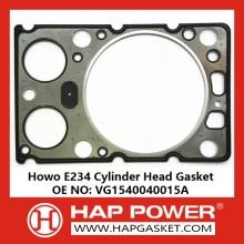 Howo E234 Cylinder Head Gasket OE VG1540040015A