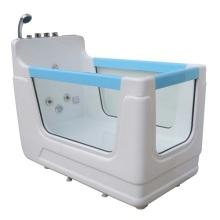 Bain à bulles de massage hydrothérapie Whirlpool Baignoire spa pour bébé