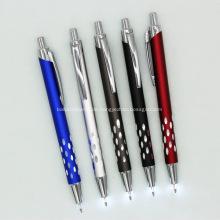 Werbe-Werbung Logo Metall-Kugelschreiber