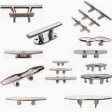 Hardware marino de acero inoxidable con mecanizado (fundición de inversión)