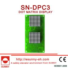 Positionelle Dotmatrix-Anzeige (CE, ISO9001)