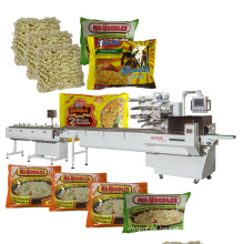 Horizontal Food Instant Noodles Wrapping Machine