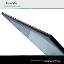 Landvac новый дизайн полностью закаленное вакуумных стеклопакетов для жилых стекла