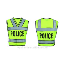 wholesale traffic warning hi vis reflective clothing safety vest