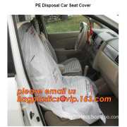 Disposable foot mat 5 in 1 clean set Car cover Repeatedly used five-piece suit