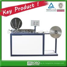 Ducto de aluminio flexible de la máquina