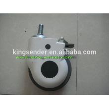 Hôpital lit roue caster8'