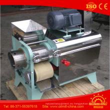 Separador del hueso de la carne de pescado de la máquina del proceso de los pescados de Debone de la carne