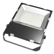 IP65 al aire libre 100W Dali Dimmable luces de inundación LED