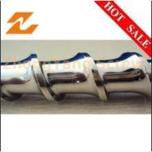 Bimetallisches Verdrängungs-Maschinen-Schrauben-Fass PVCs PVC