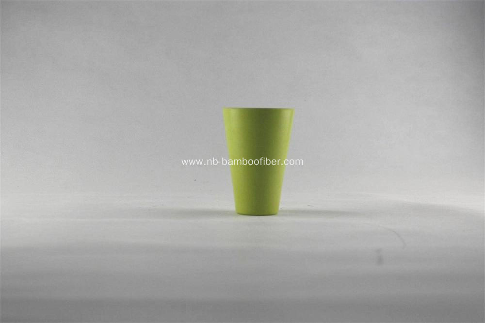 Colorful Holder Cup with Wide Lip