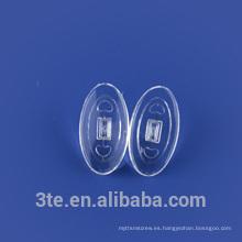 Almohadillas de nariz de venta caliente en silicona CT30