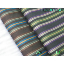 Fancy Stripes Yarn Dyed Fabric Shirting Djx036