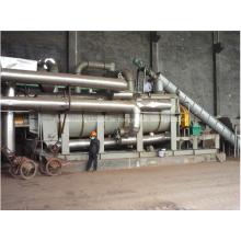 Hollow Paddle Dryer Maschine für Schlammmaterialien