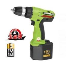 18V Nickel-cadmium cordless drill