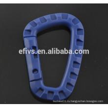 Blue Lightweight среднего размера D тактические крючки (ITW) оптом.