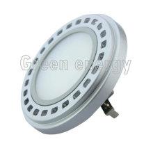 11W G53 AR111 12V LED Downlight, a mené la lumière