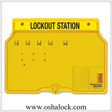 LOTO Safety Lockout Station Center