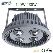 Взрывобезопасный взрывобезопасный светильник 140W-200W, взрывозащищенный светильник, одобрение Atex