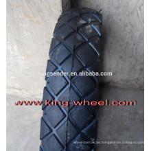 Reifen und Schlauch 400-8