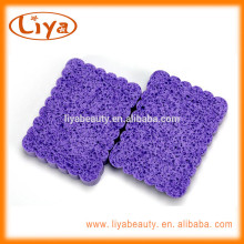 Liya 100% Natural Konjac Facial Sponges for Deep Cleansing