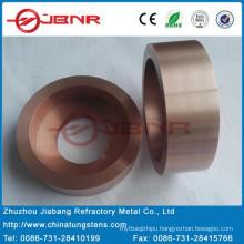 Disco De Cobre Tungsté Nio, Tungsten Copper Bowl Electrode