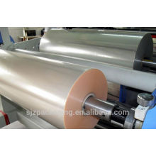 Chemical treated BOPET film-nanocoating