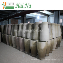 Séparateur anti-corrosif de poussière de cyclone de collecteur de poussière