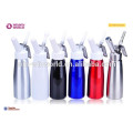 Best Selling Colored Hand Metal Whipped Cream Dispenser