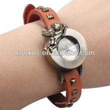 Leder Uhrenarmbänder Großhandel KSQN-06