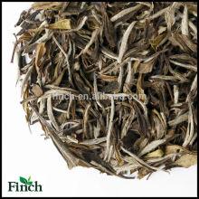 Chinesischer berühmter Fuding weißer Tee-natürlicher Nutzen für die Gesundheit Bai Mu Dan Weißer Tee oder weiße Pfingstrose Weißer Tee oder Pfingstrose-feenhafter weißer Tee