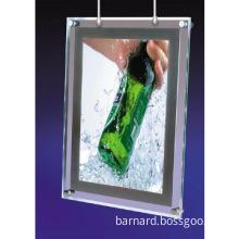 crystal acrylic led light box