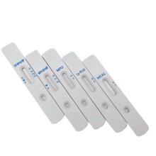 Test rapide du marqueur d'insuffisance cardiaque en or colloïdal MOP