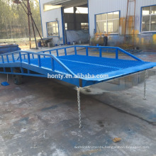 6t 10 Ton Load Capacity Moveable Loading dock Ramps with factory price 6t 10 Ton Load Capacity Moveable Loading dock Ramps with factory price