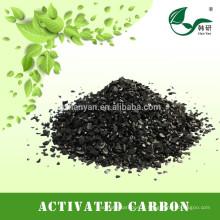 charbon actif granulé