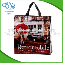 2016 Hot Selling Products Pp Shopping Bag and Textile Shopping Bag