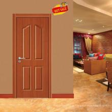 portas de madeira interiores modernos simples moda