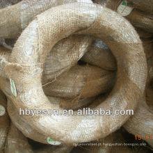 Bwg16 18 20 arame de ferro galvanizado