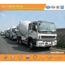 Qingling concrete transport truck best price 6x4
