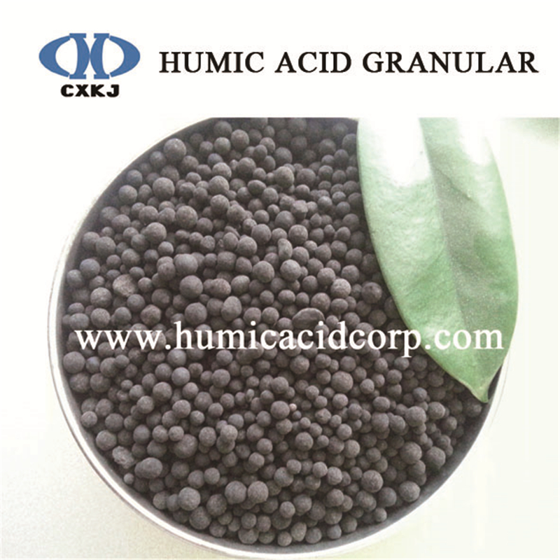 Ácido Humic Mineral CAS 1415-93-6 do adubo orgânico do solo