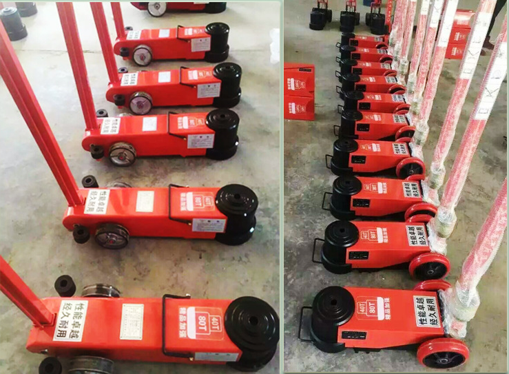 air hydraulic jacks