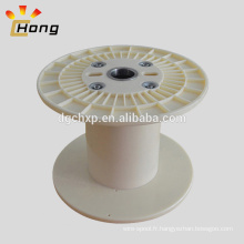 Bobine de câble en plastique vide ABS personnalisé