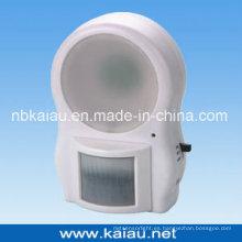Luz de la noche del sensor LED de PIR (KA-NL306)