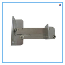 Gate Bracket, Assembled, Aluminum Alloy 6063-T6, Al Extrusion